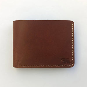 Surf - Leather Men's wallets - Durable Leather Classics - Bear Necessities