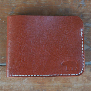 Cub - Leather Men's wallets - Durable Leather Classics - Bear Necessities