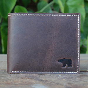 Digger - Leather Men's wallets - Durable Leather Classics - Bear Necessities