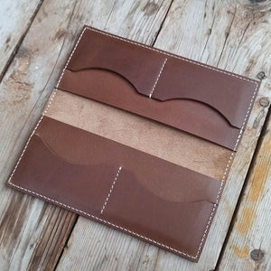 Jasmine - Leather Women's wallets - Durable Leather Classics - Bear Necessities