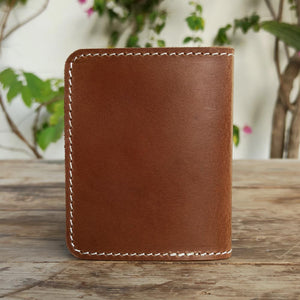 Pup - Leather Men's wallets - Durable Leather Classics - Bear Necessities