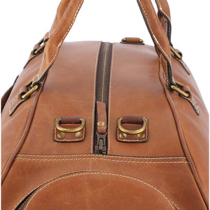 Rebel - Leather Weekend bags - Durable Leather Classics - Bear Necessities