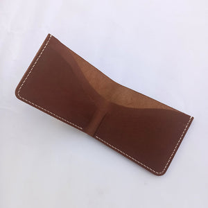 Wave - Leather Men's wallets - Durable Leather Classics - Bear Necessities