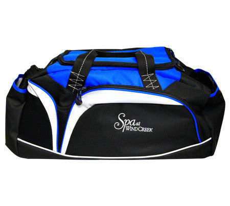 Spa at Wind Creek Duffel Bag