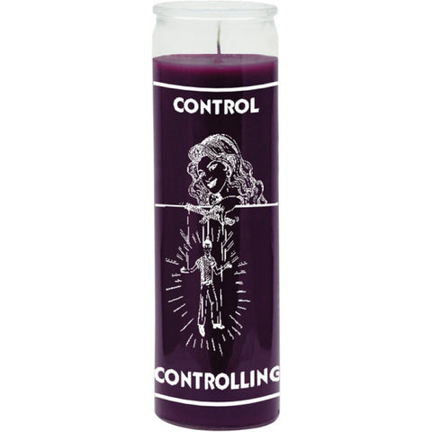 Controlling Plain Candle