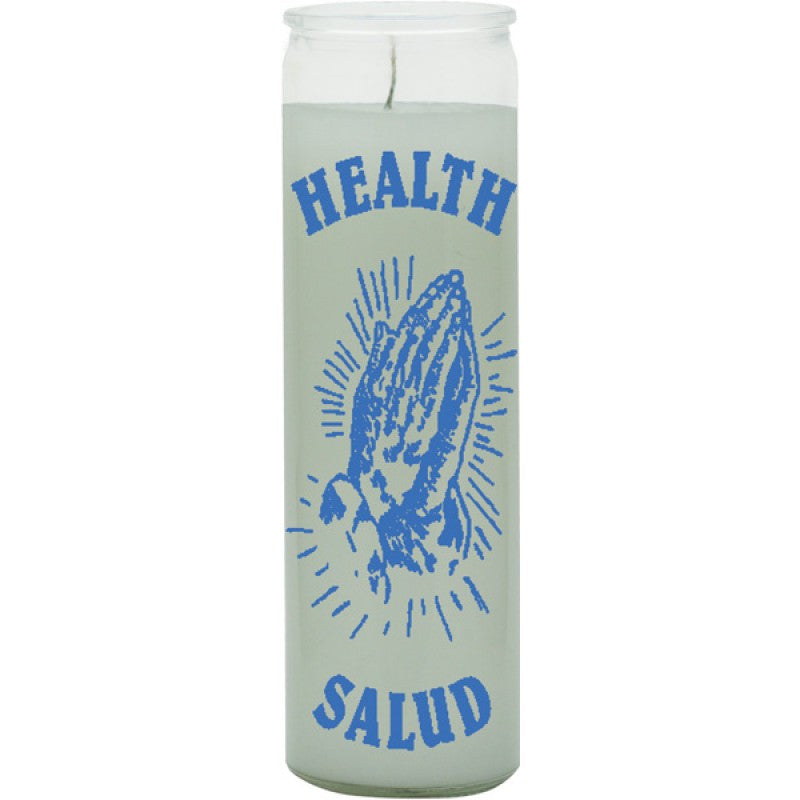 Health Plain Candle