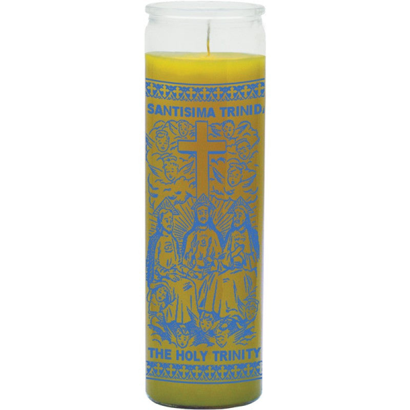 Holy Trinity Plain Candle