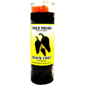 Black Chili Cocktail Candle