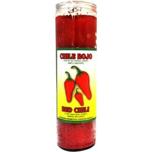 Red Chili Cocktail Candle