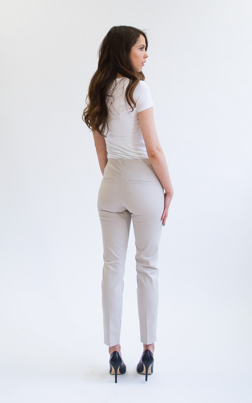 Cambio Ros Cotton Techno Ankle Pant