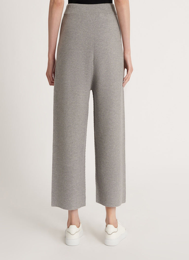 Fabiana Filippi Wool-Blend Cropped Trouser