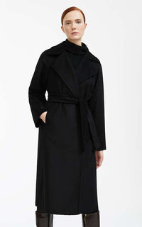 Mauela Icon Wrap Coat Max Mara