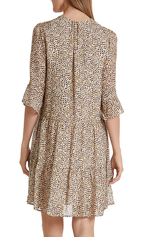 Marc Cain Animal Print Dress