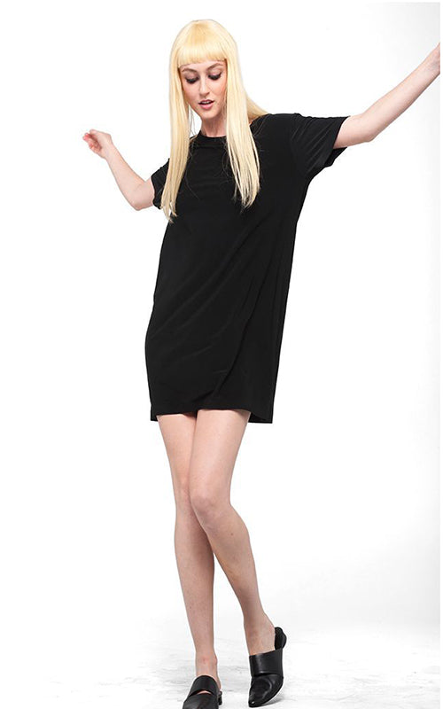 Norma Kamali Core T-Shirt Dress