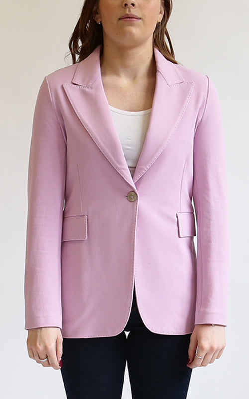 Single Button Blazer Circolo 1901