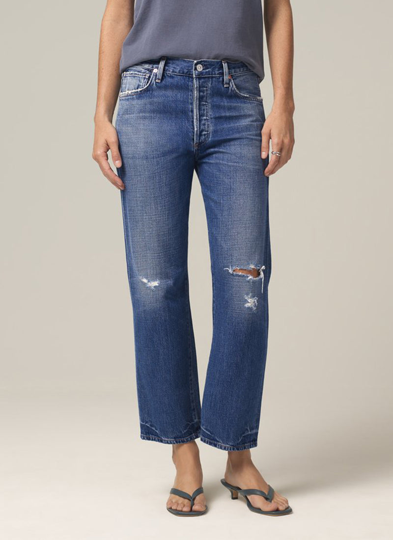 Emery High Rise Relaxed Crop Jeans Citizens of Humanity