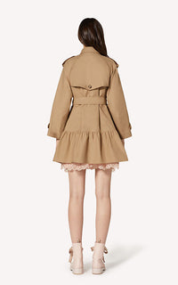 Trench Coat Red Valentino