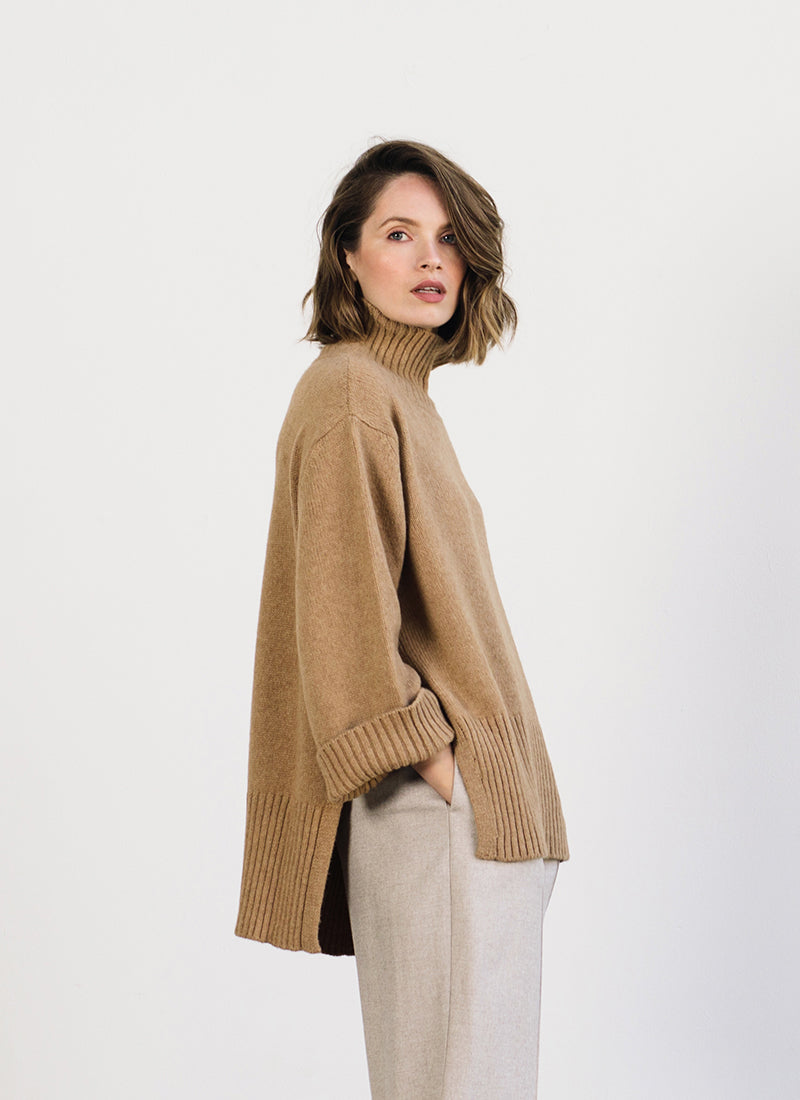 Cashmere Oversized Sweater Roberta Collina