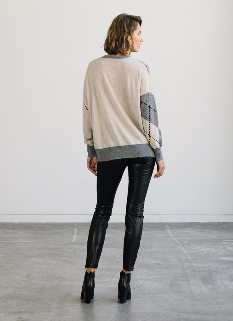 Randa Vegan Leather Legging - PRESALE