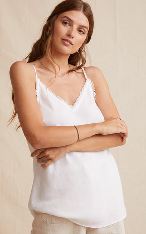Bella Dahl Frayed Cami | ANDREWS