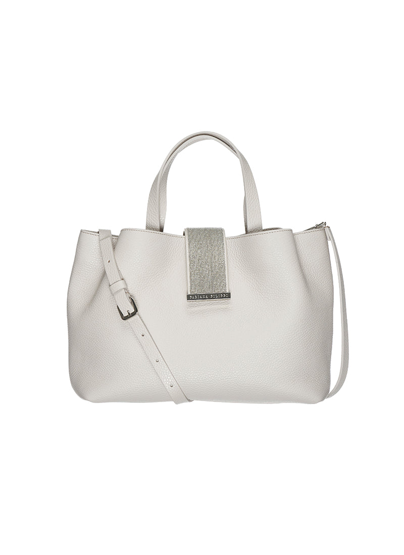 Fabiana Filippi Inga Leather Bag