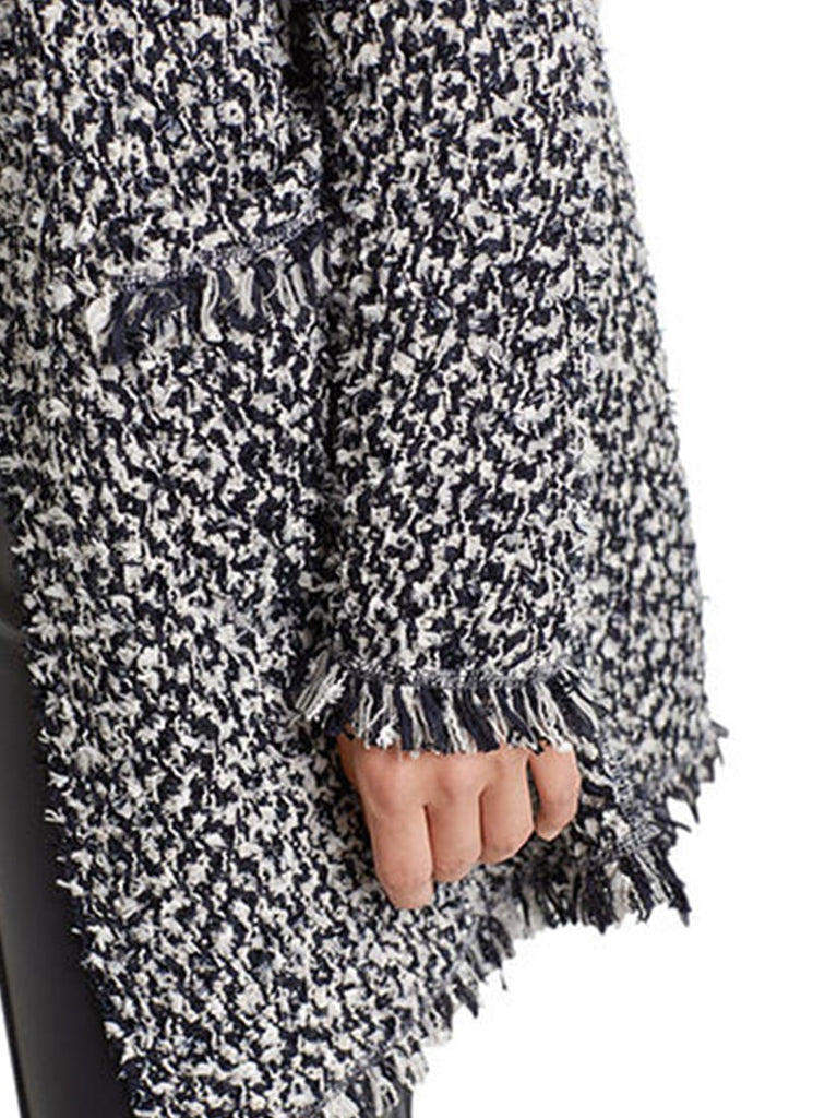Marc Cain Boucle Knit Cardigan