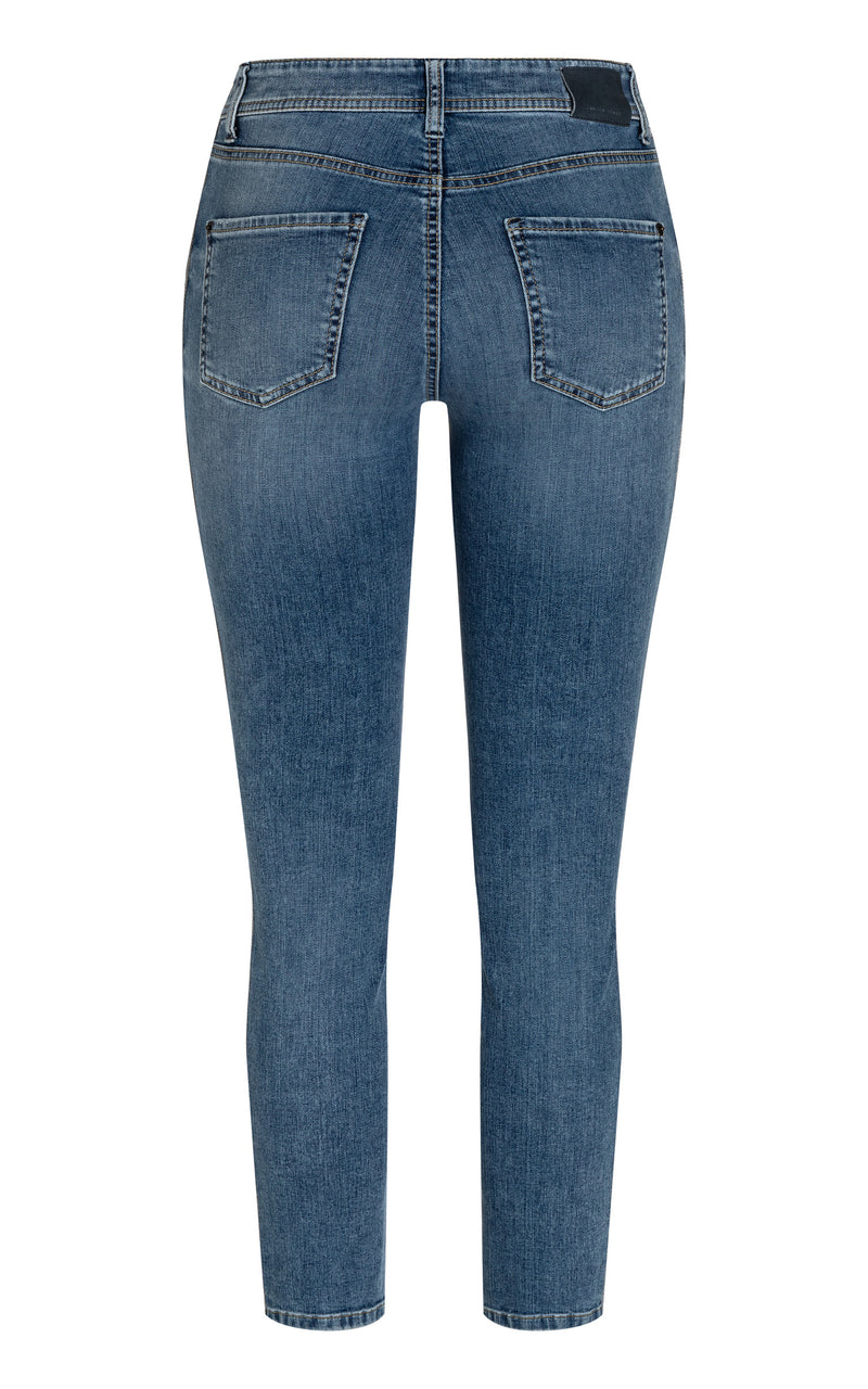 Parla Sustainable Glitter Seam Jeans Cambio