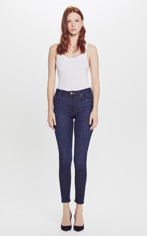 The Looker High Waisted Jean Mother