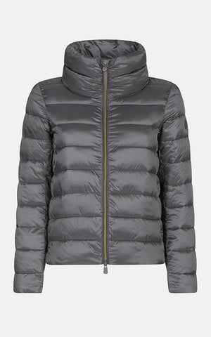 Iris Irridescent Short Puffer Save the Duck