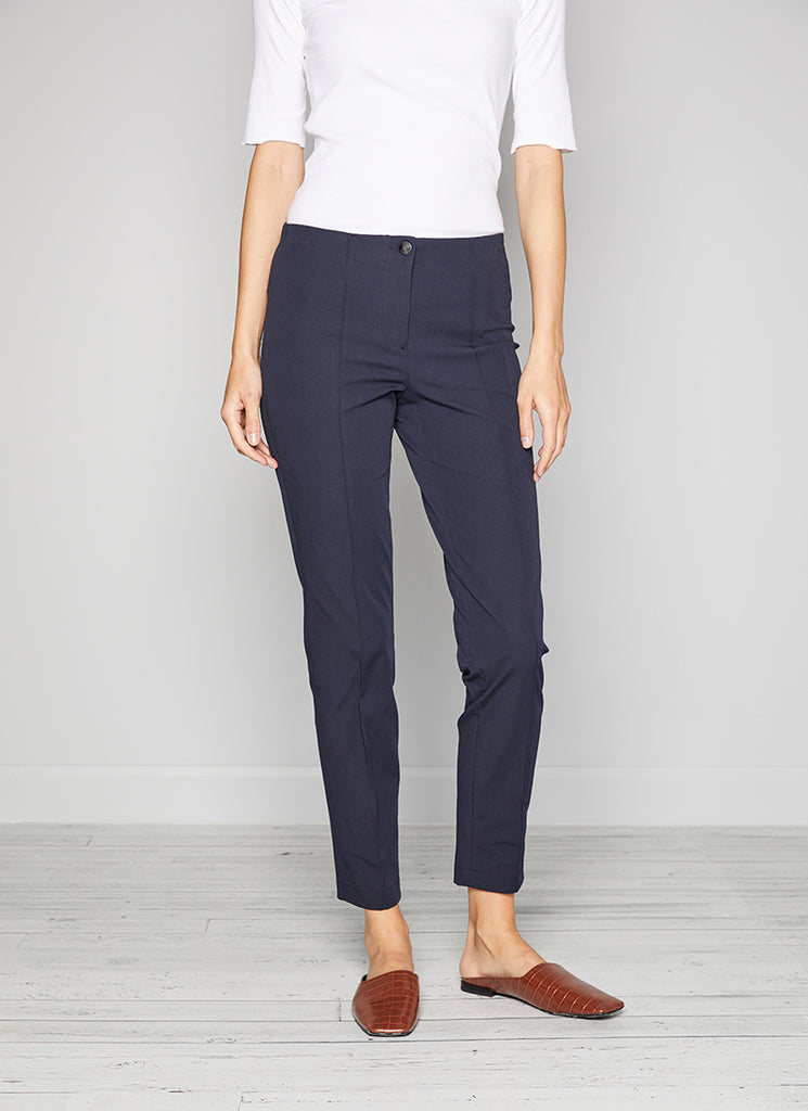 Ros Cotton Techno Ankle Pant