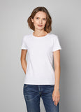 Cotton Crew Tee Majestic