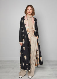Forte Forte Patterned Coat