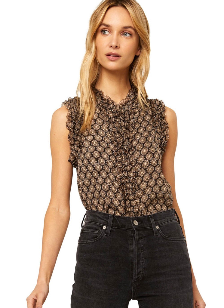Evora Sleeveless Top