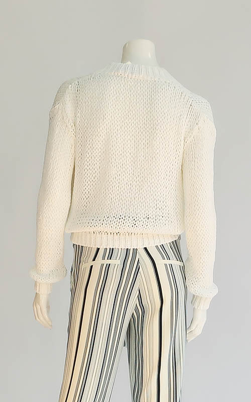 Tape Yarn Cardi Roberto Collina