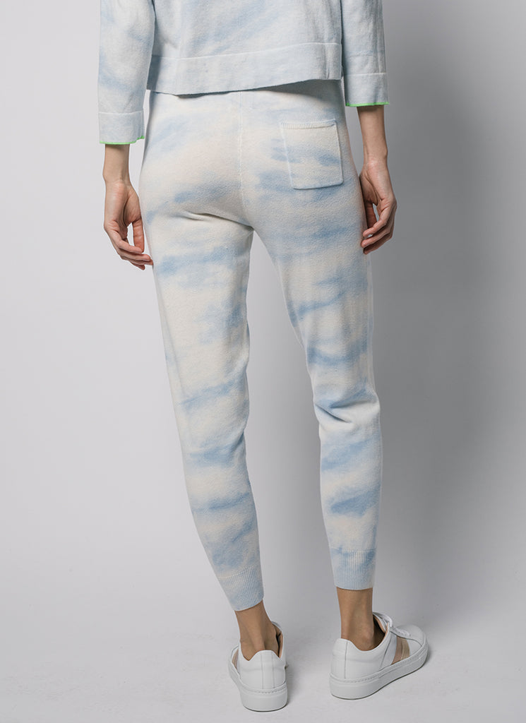 Brodie Cloudy Day Tie-Dye Jogger