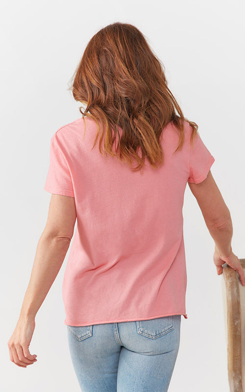 Essential Scoop Tee Tee Lab