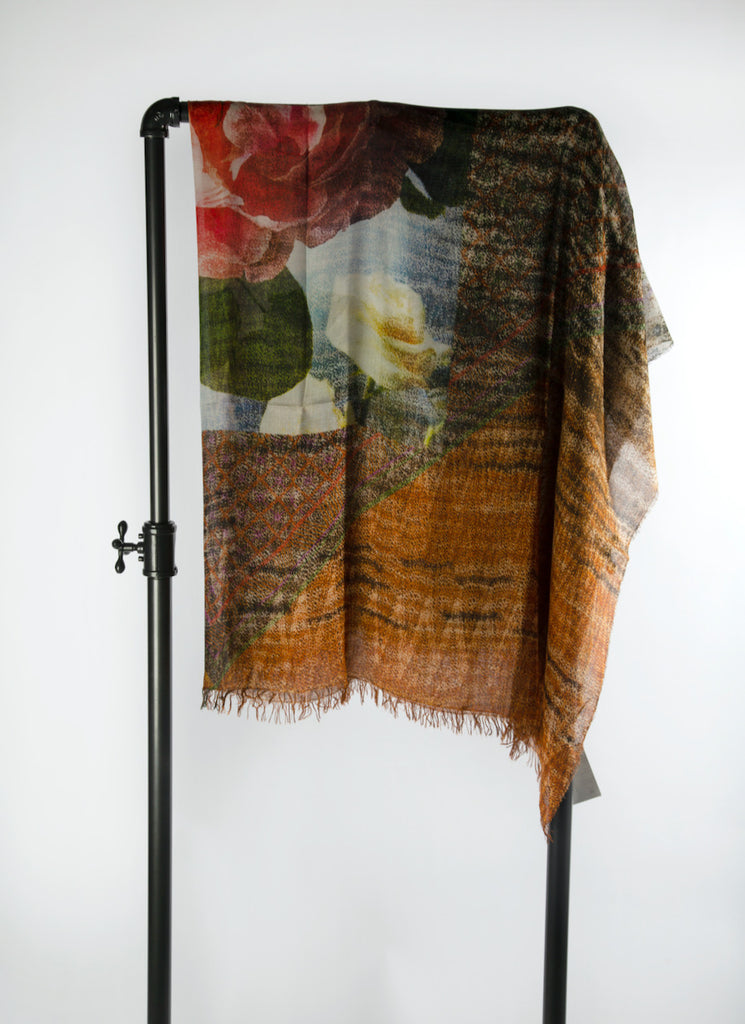 Suzi Roher Force of Nature Scarf