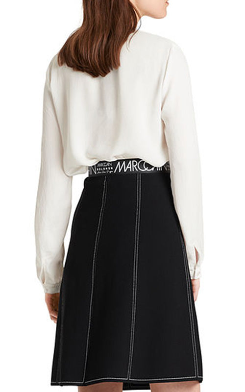 Wrap Front Blouse Marc Cain