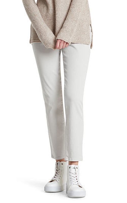 Jeans with Decorative Button Marc Cain