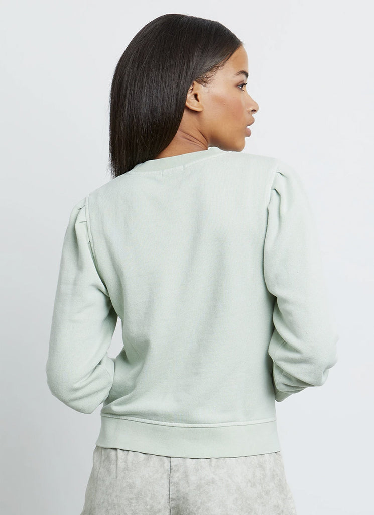 Rails Marcie Mint Crewneck Sweatshirt