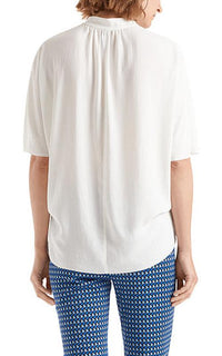 Zip Front Blouse Marc Cain