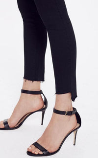 Stunner Zip Ankle Step Fray Mother