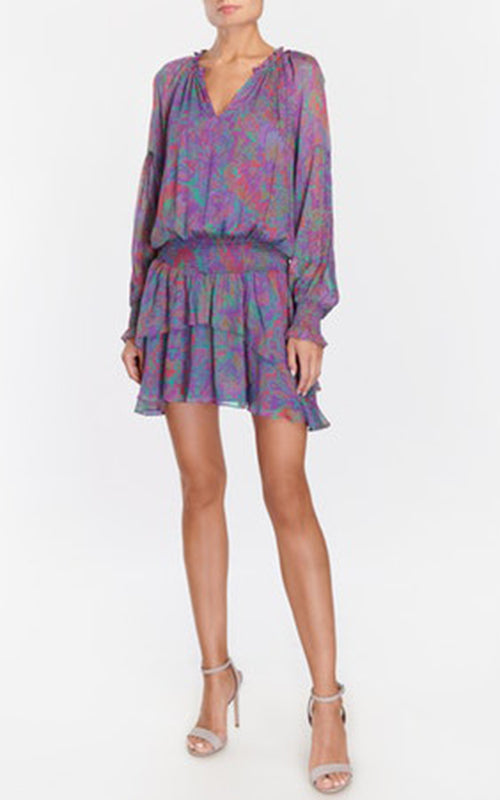 Rosanna Printed Dress Ramy Brook