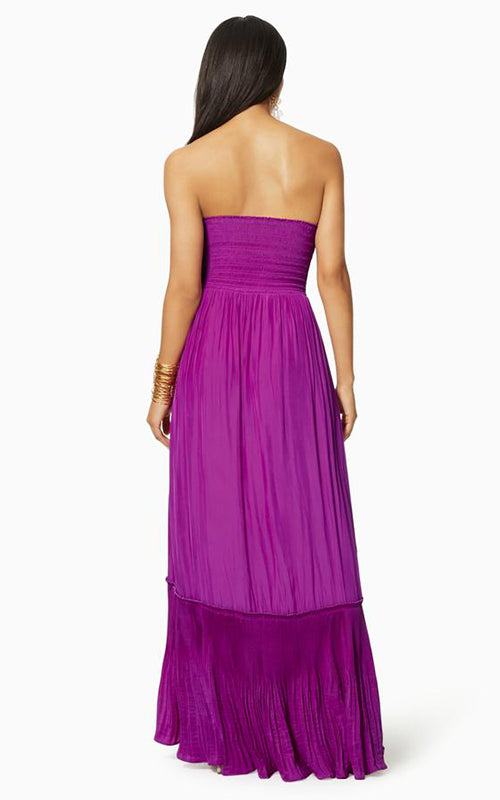 Rylee Strapless Dress Ramy Brook