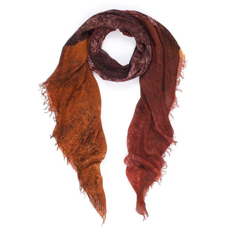 Multi Autumn scarf