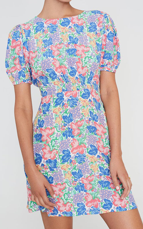 Faithfull the Brand Sidonie Floral Dress