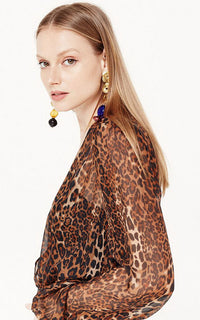 Paula Animal Bodysuit Cami NYC