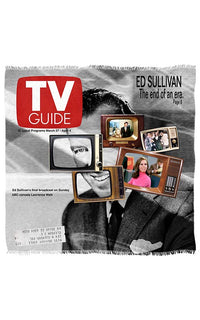 TV Guide Silk & Modal Scarf Suzi Roher