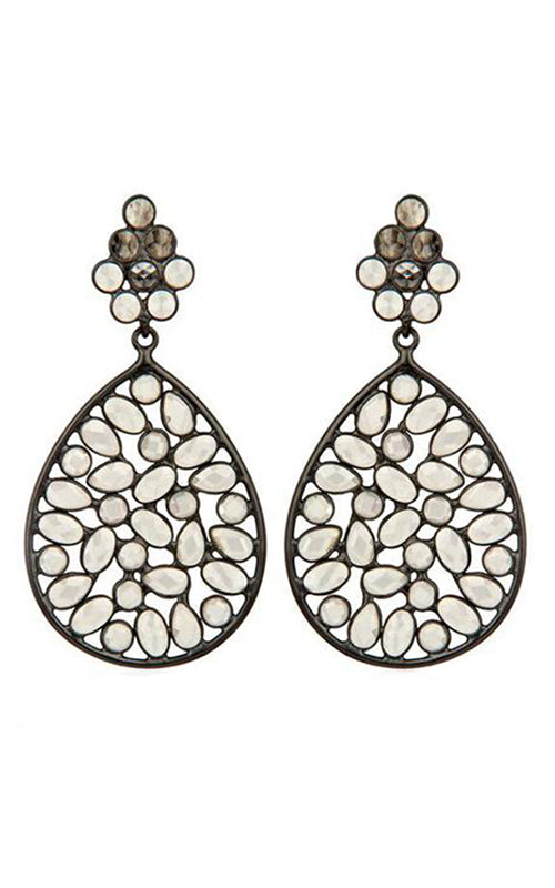 Leta Silver Drop Earring
