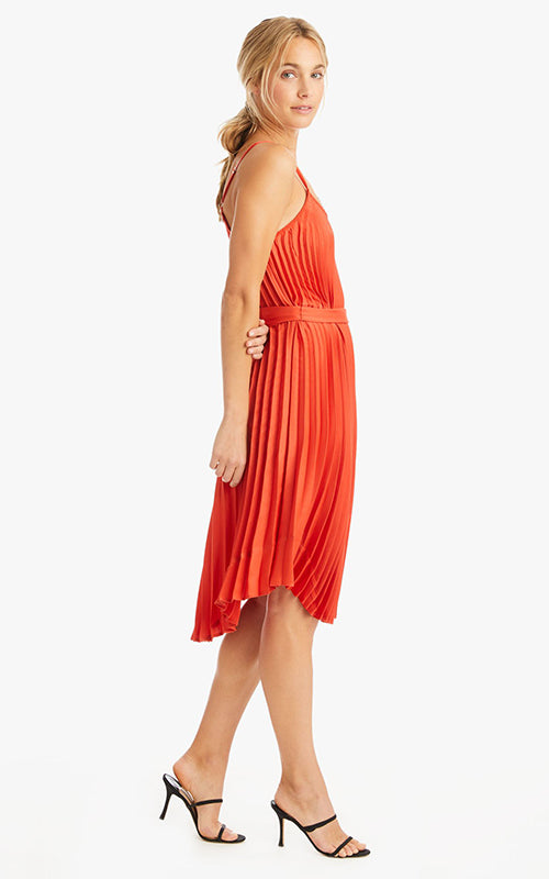 Xirena Charli Pleated Dress